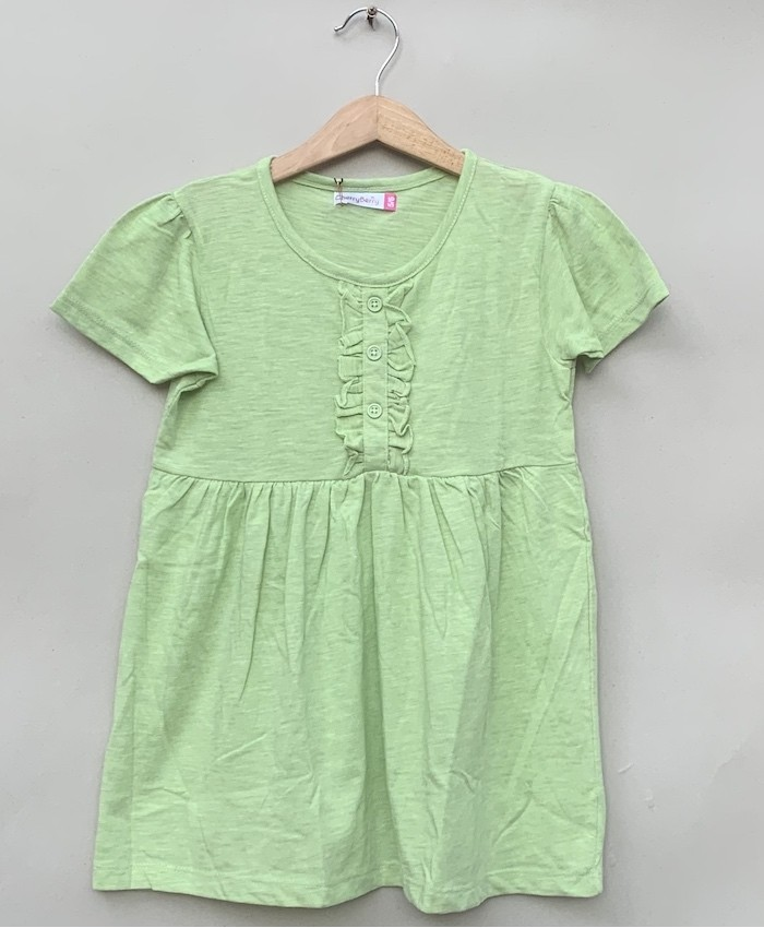 Girls Knit frock