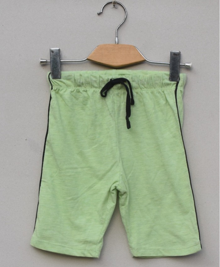 BOYS KNIT Green SHORT