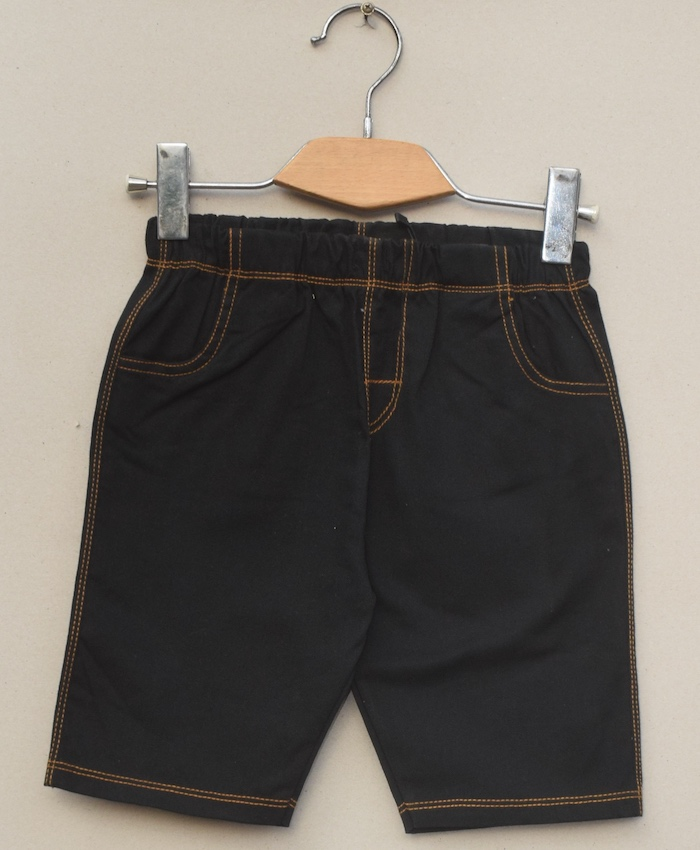 Boys cotton twill short