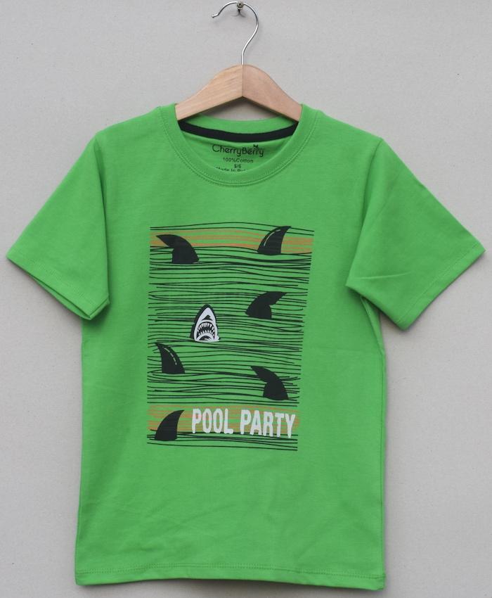 pool paty T-shirt