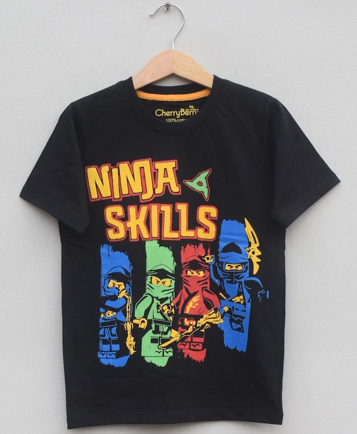 Ninja skills T-shirt