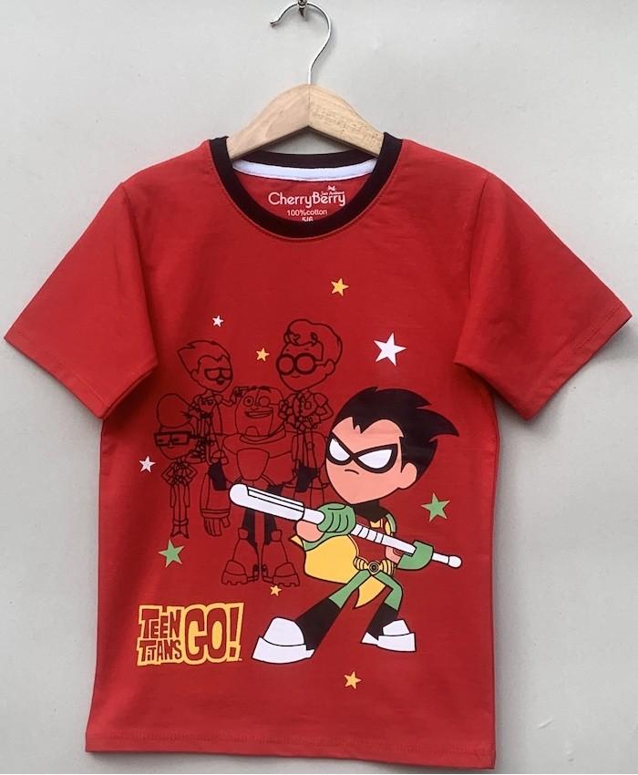 teen titans go T-shirt