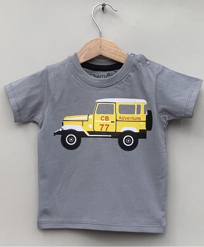 baby jeep t-shirt
