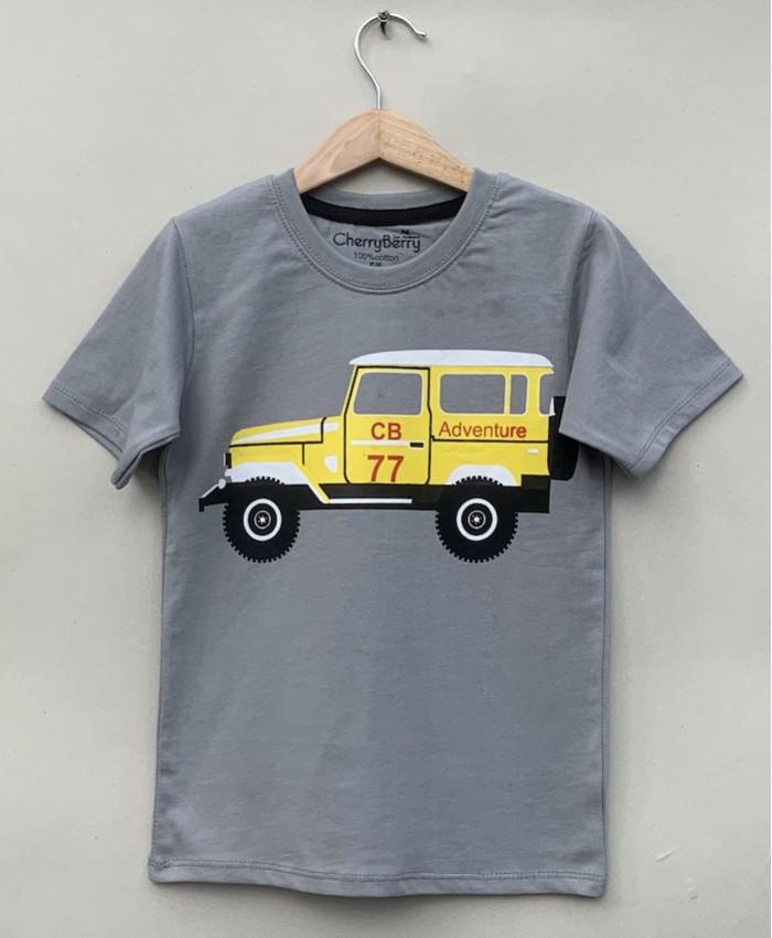 Hunting Jeep T-shirt