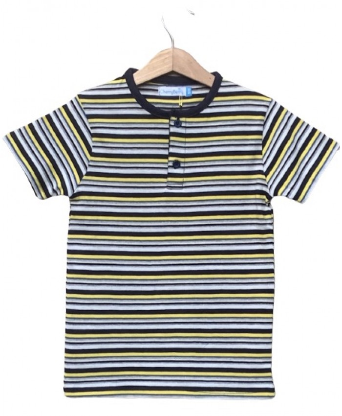 BOYS stripsT-shirt