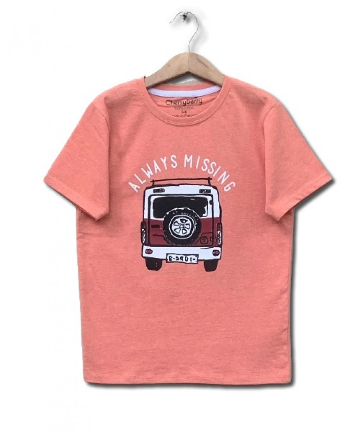 safari Jeep Tee