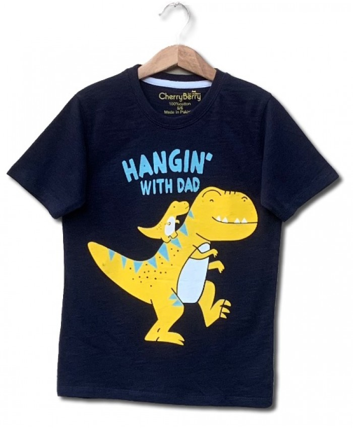 hang in with dad T-shirt