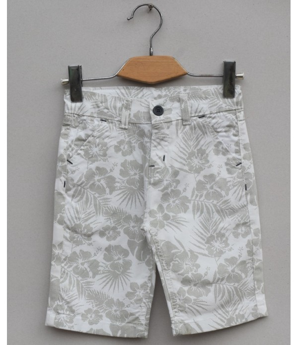 Cotton Printed Short