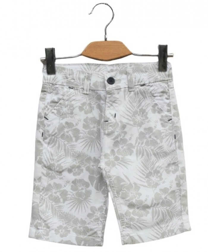 Cotton Printed Short
