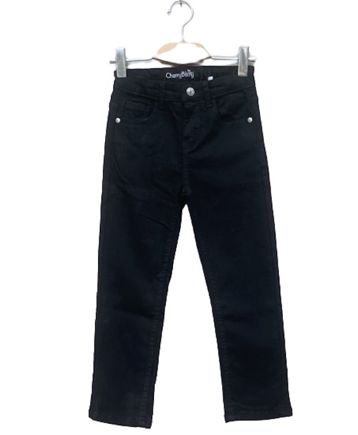 Boys Black Denim Jean