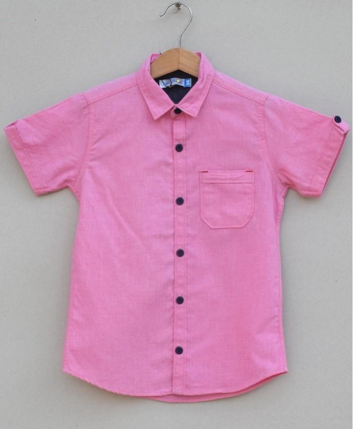 Boys Cotton Shirt (S20S01)