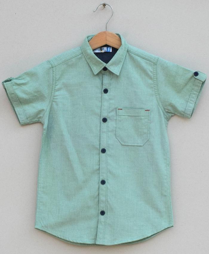 Boys Cotton Shirt (S20S02)