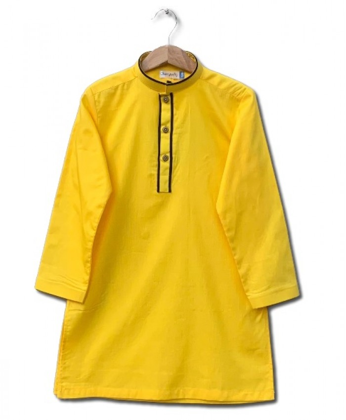 Boys Cotton Kurta