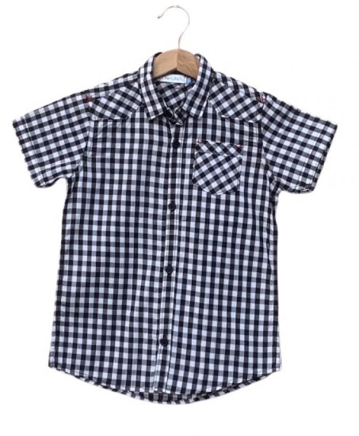 black strips Shirt