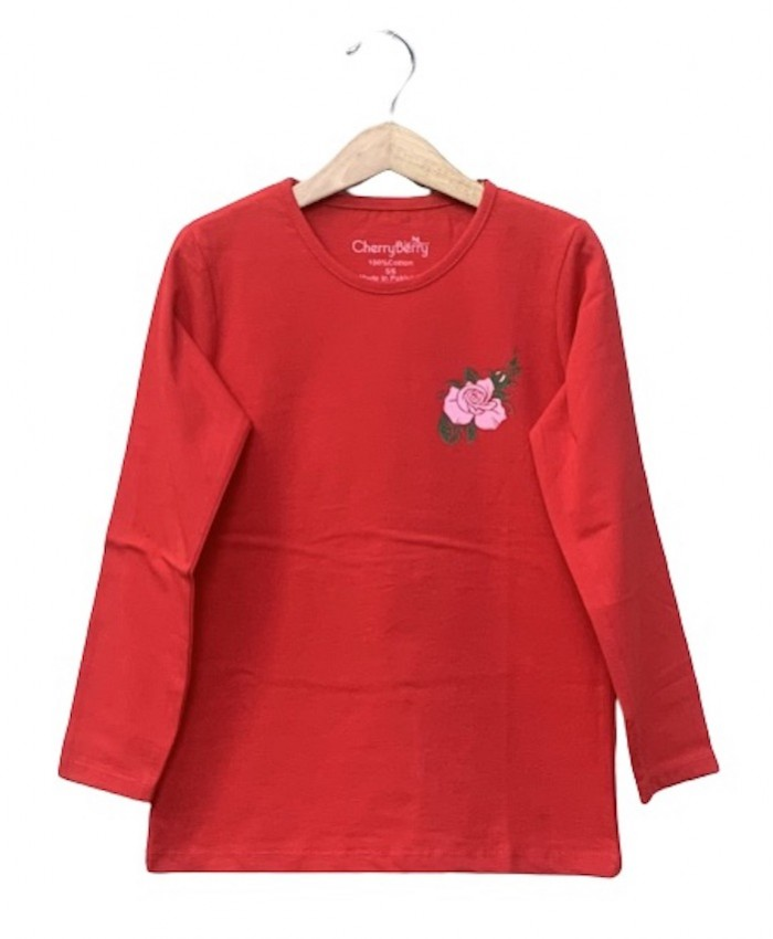 girls full sleeve t-shirt
