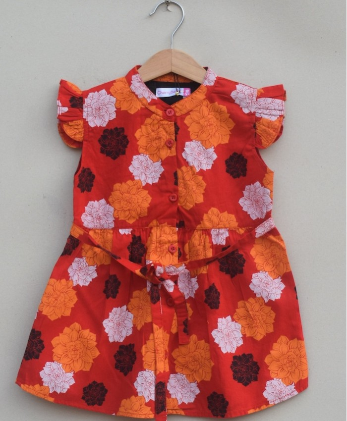 Girls cotton Blouse (S20F04)