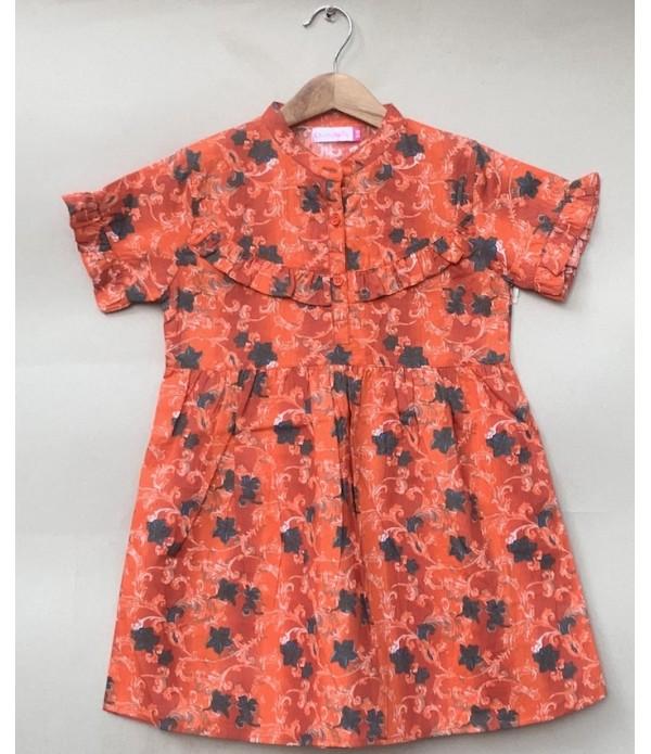 Girls cotton shirt