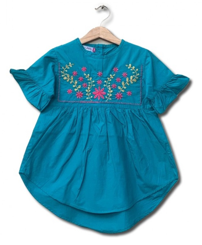 Baby girl embroider dress