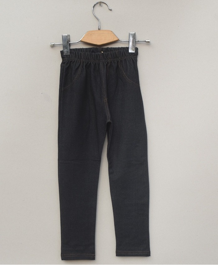 Girls stretch Denim Terry Jagging (S20G01)