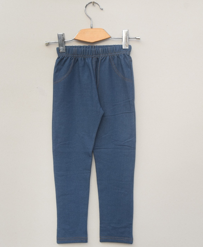 Girls stretch Denim Terry Jagging (S20G02)
