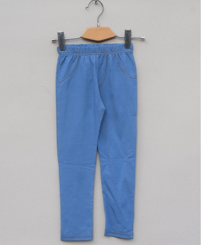 Girls stretch Denim Terry Jagging (S20G03)