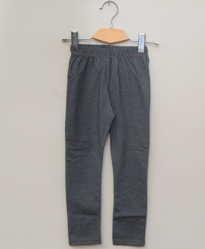 Girls stretch Denim Terry Jagging (S20G05)