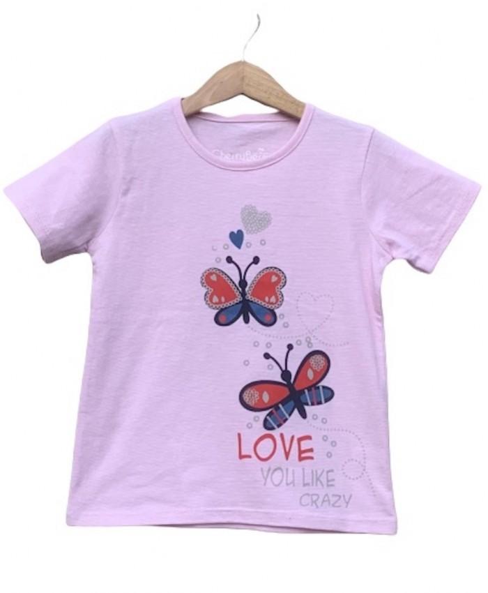 Baby girls printed T-shirt