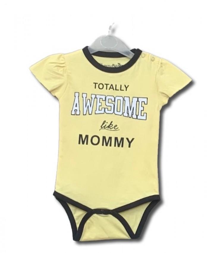 Baby Girls printed bodysuit