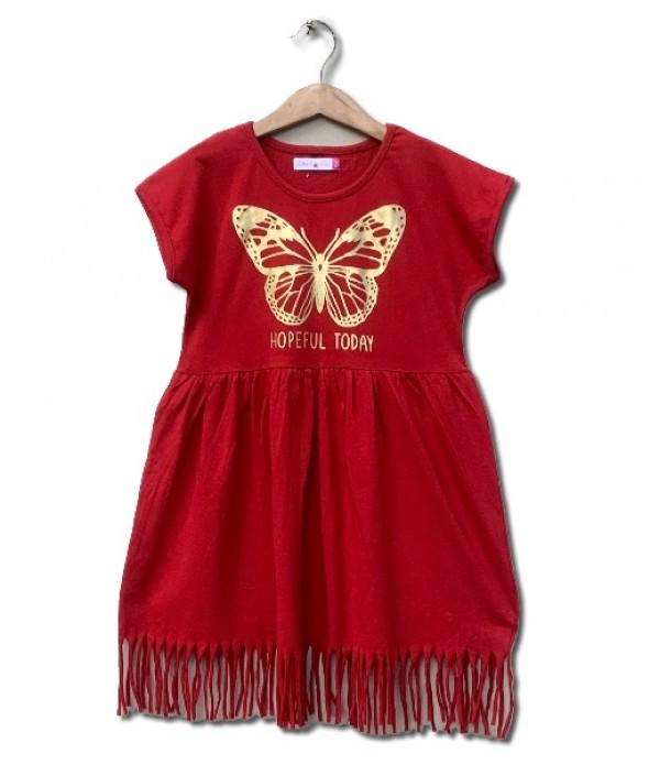 golden Butterfly top