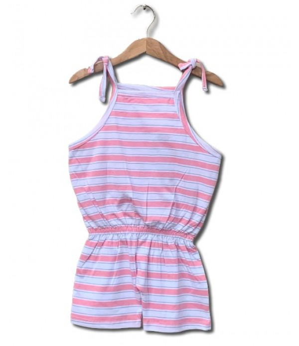 striped baby jumpsuit