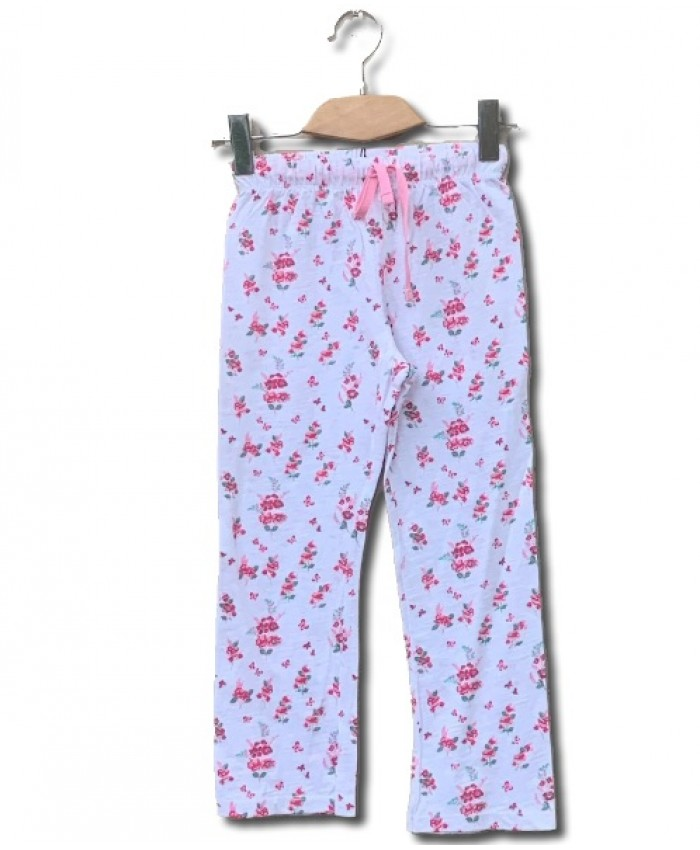 Girls allover printed Pajama