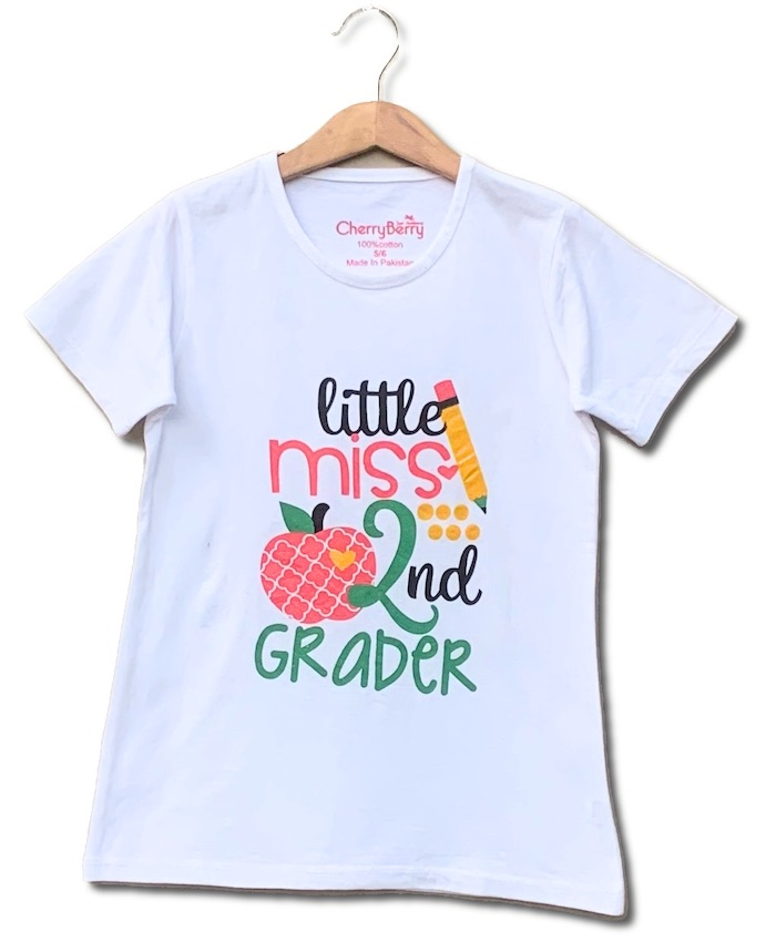 cute little miss T-shirt
