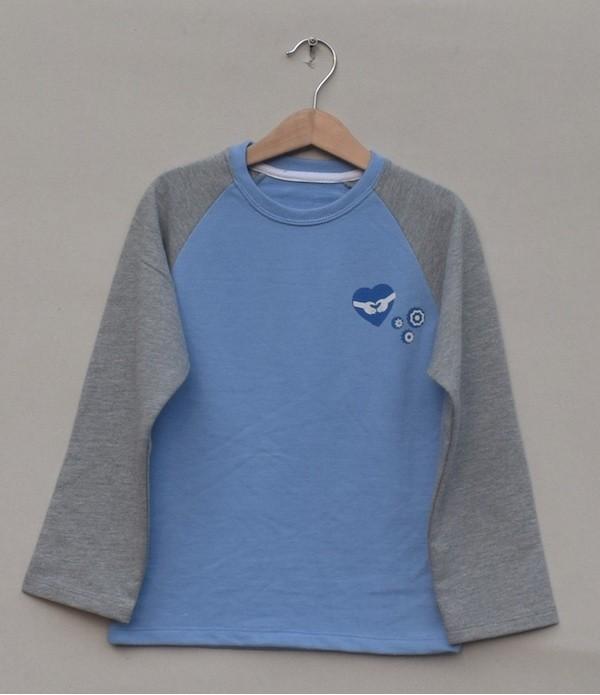 Boys Terry T-shirt (W19B40)