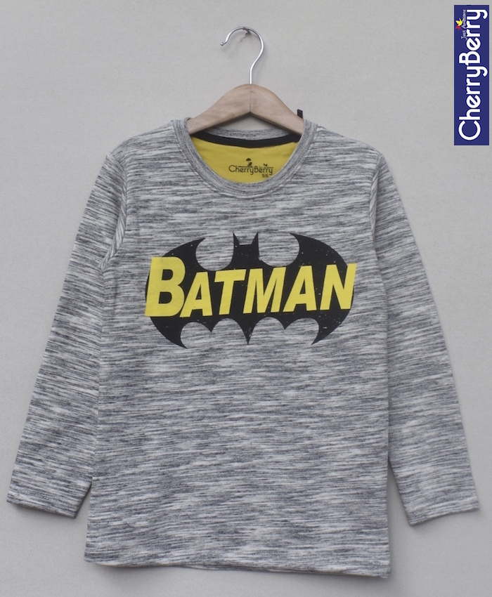Boys L/S Printed T-Shirt