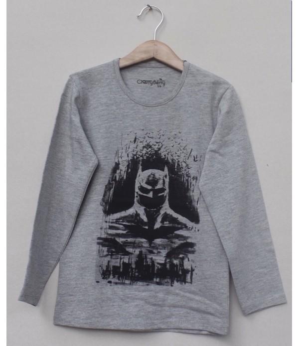 Kids Printed T-shirt (W18B16)