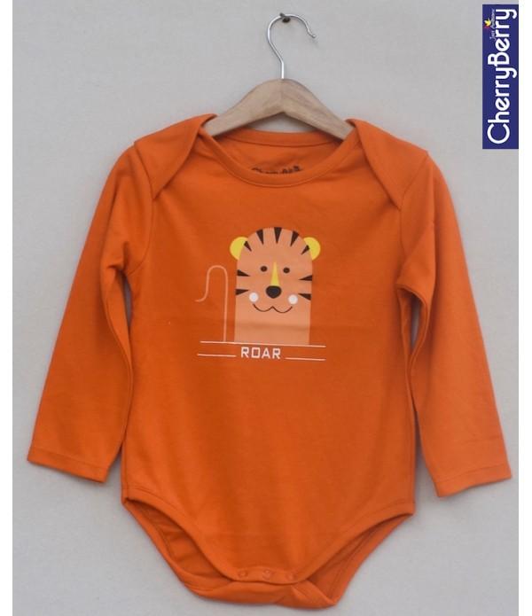 Baby Kids Printed Bodysuit(W18B17)