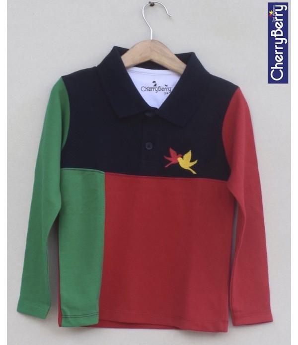 Kids polo-shirt (W18B19)
