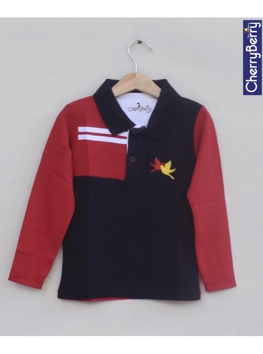 Kids polo-shirt (W18B20)