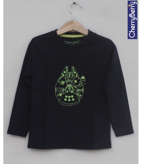 Kids Printed T-shirt (W18B21)