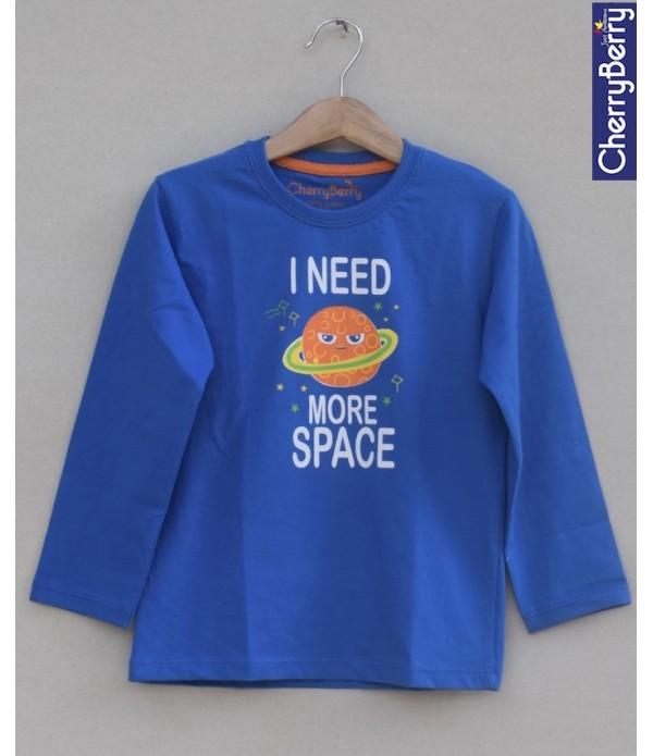 Baby Kids Printed T-shirt (W18B27)