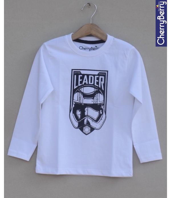Kids Printed T-shirt (W18B30)