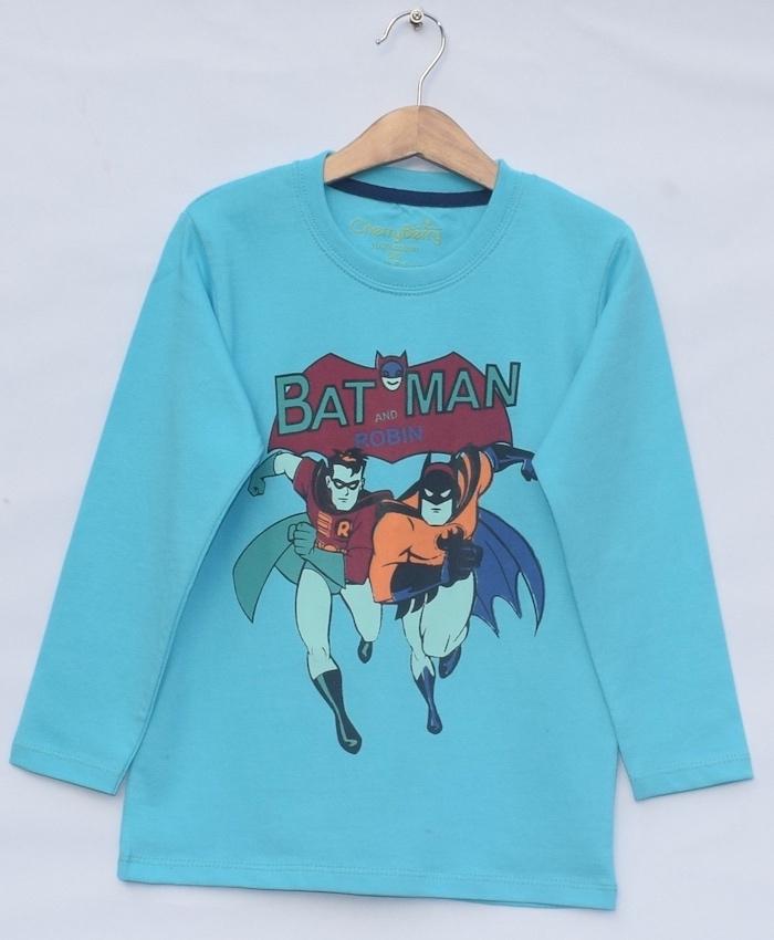 Baby Kids Printed T-shirt (W18B51)
