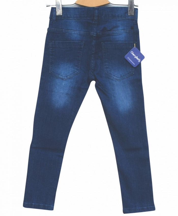 Girls stretch Denim Jean (W18D04)