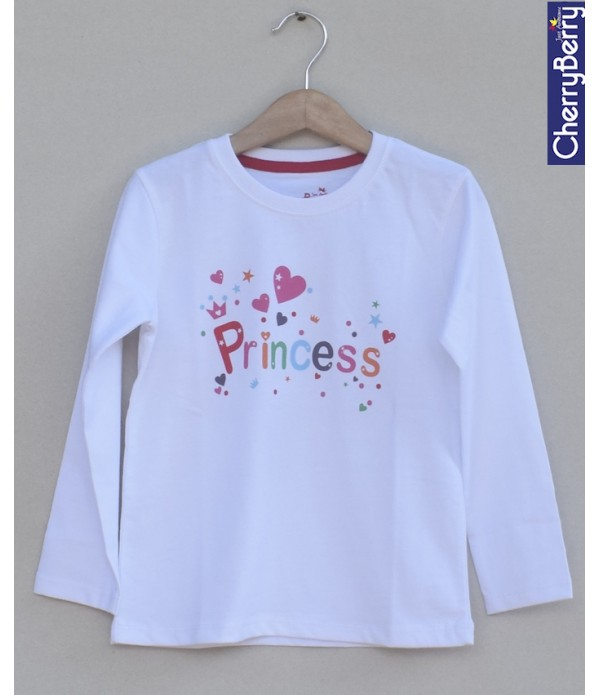 Baby Girls Printed t-shirt (W19G07)