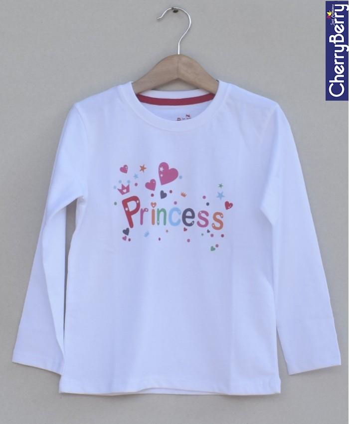 Baby Girls Printed t-shirt (W18G07)