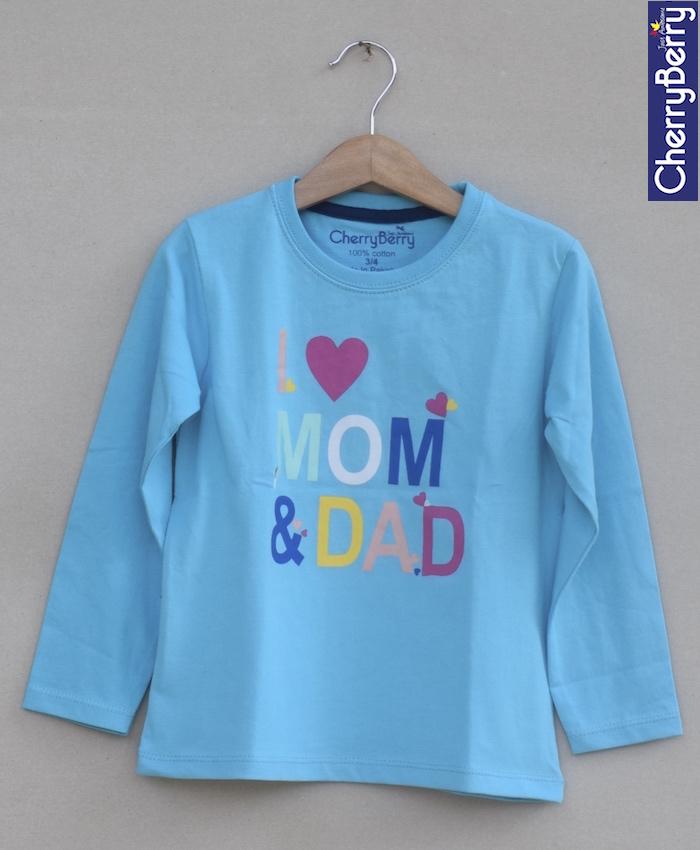 Baby Girls Printed t-shirt (W18G22)