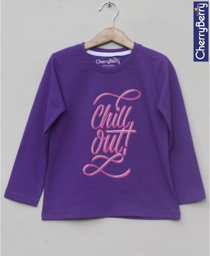 Baby Girls Printed t-shirt (W18G24)