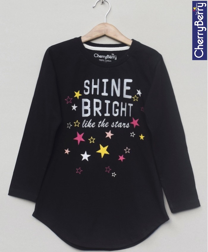 Baby Girls Printed t-shirt (W18G27)