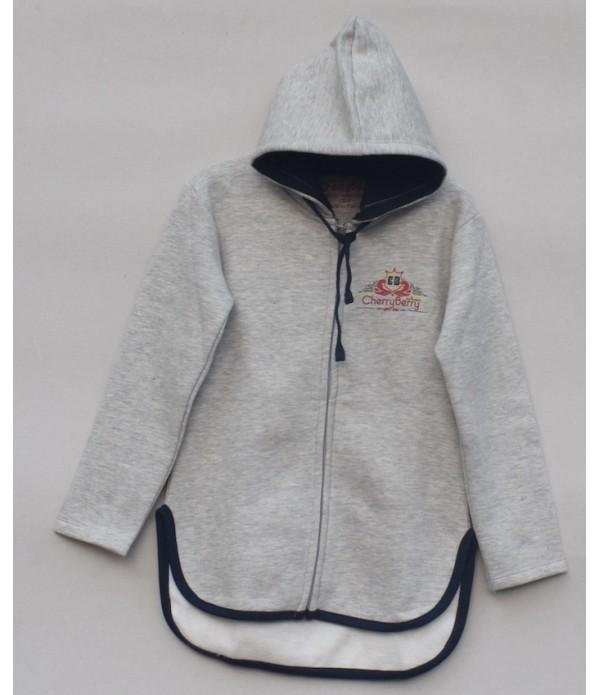 Girls Printed hoody (W19G63)