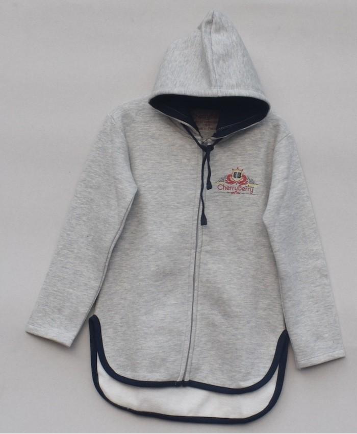 Girls Printed hoody (W18G63)